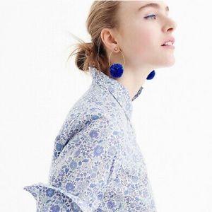 J. Crew Tops - 🆕Jcrew Liberty Floral Button Up